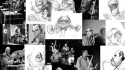 Jazz, photos et caricatures