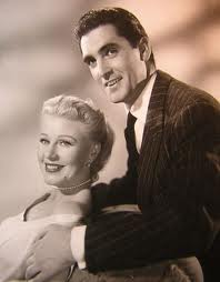 Jacques Bergerac et Ginger Rogers