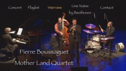 Mother Land Quartet DVD