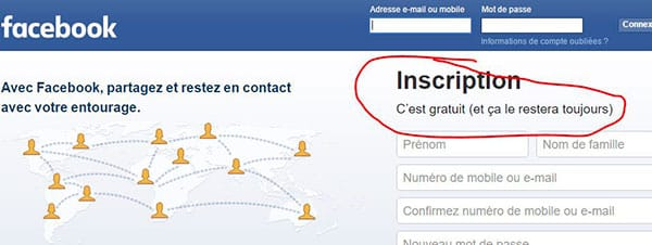 Facebook-payant
