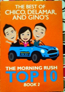 The Morning Rush Top 10 Book 2 by Chico, Delamar and Gino's