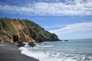 Hidden beaches, Yilan County