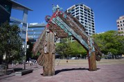 Stop your snivelling. Aotea Square, Auckland