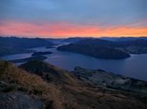 Roy's Peak sunrise.