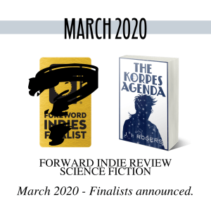 March Schedule - Forward Indie Review Book Award - Finalists Announced