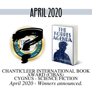 April Schedule - Chanticleer International Book Award (CIBAs) Winner Announced at the conference