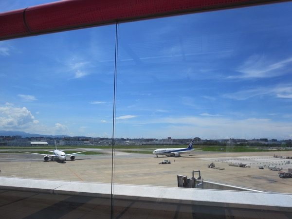 福岡空港は博多駅からすぐ