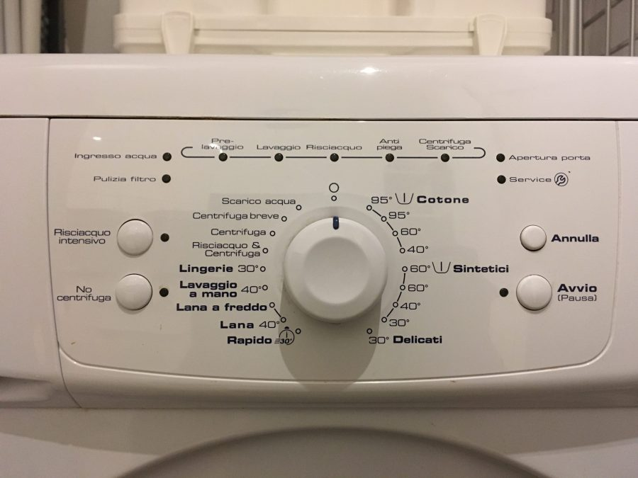 Laundry Day Adventure