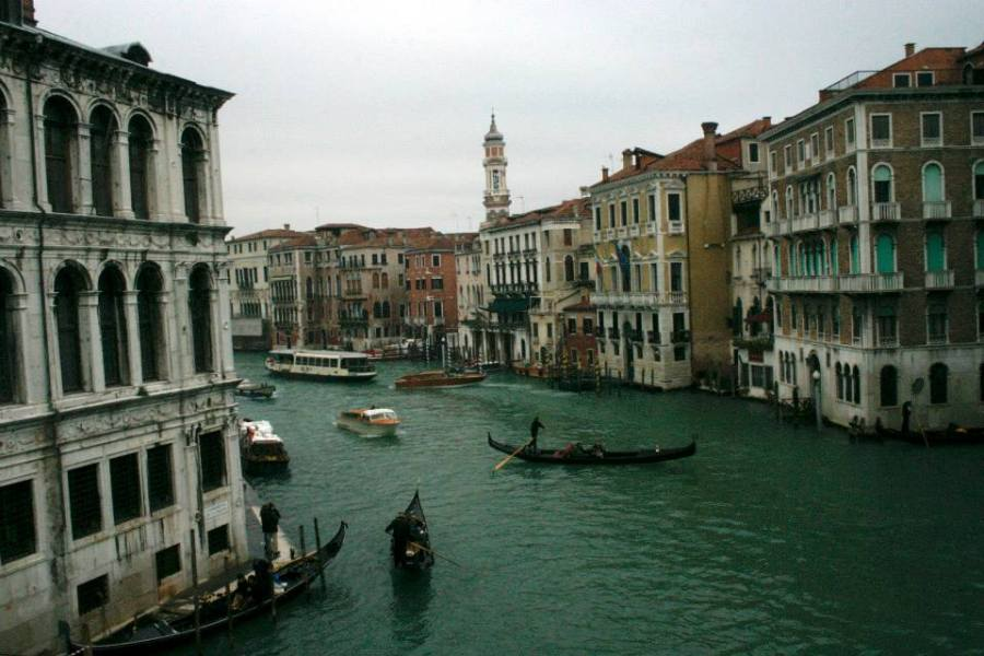 Venice: The city of the Rialto, Renaissance engineering, & the sea