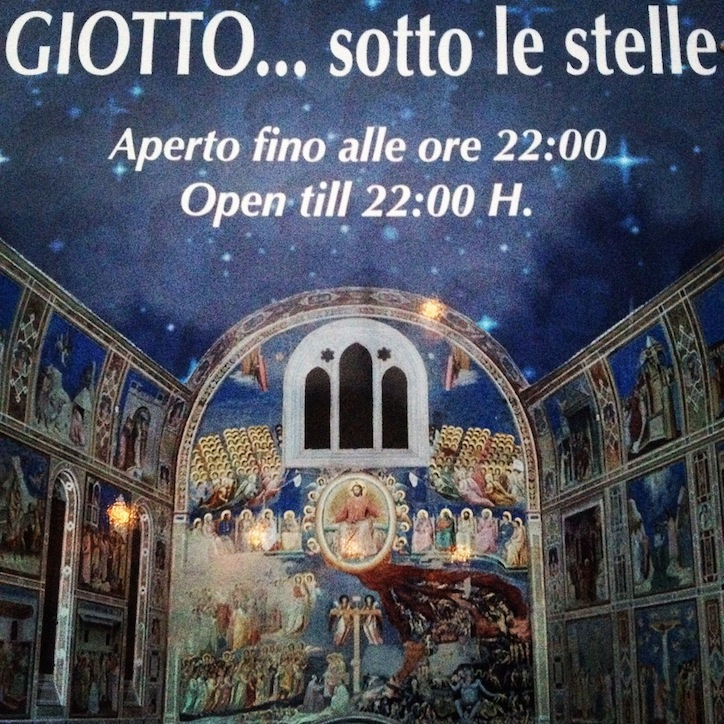Padova Part III: Scrovegni Chapel
