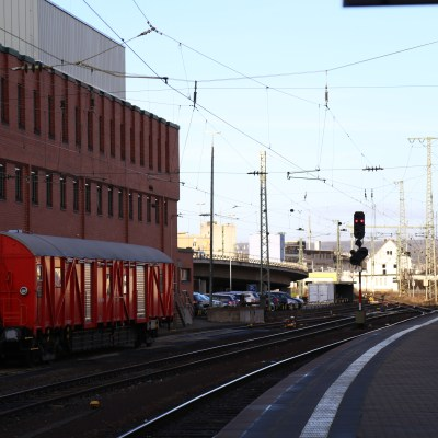 Train, Train, Train…