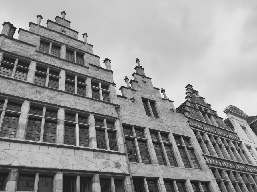 Ghent: The city of Van Eyck, belfry, & french fries