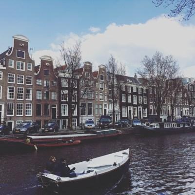 Amsterdam: Day 1