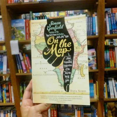 Book Review! On the Map