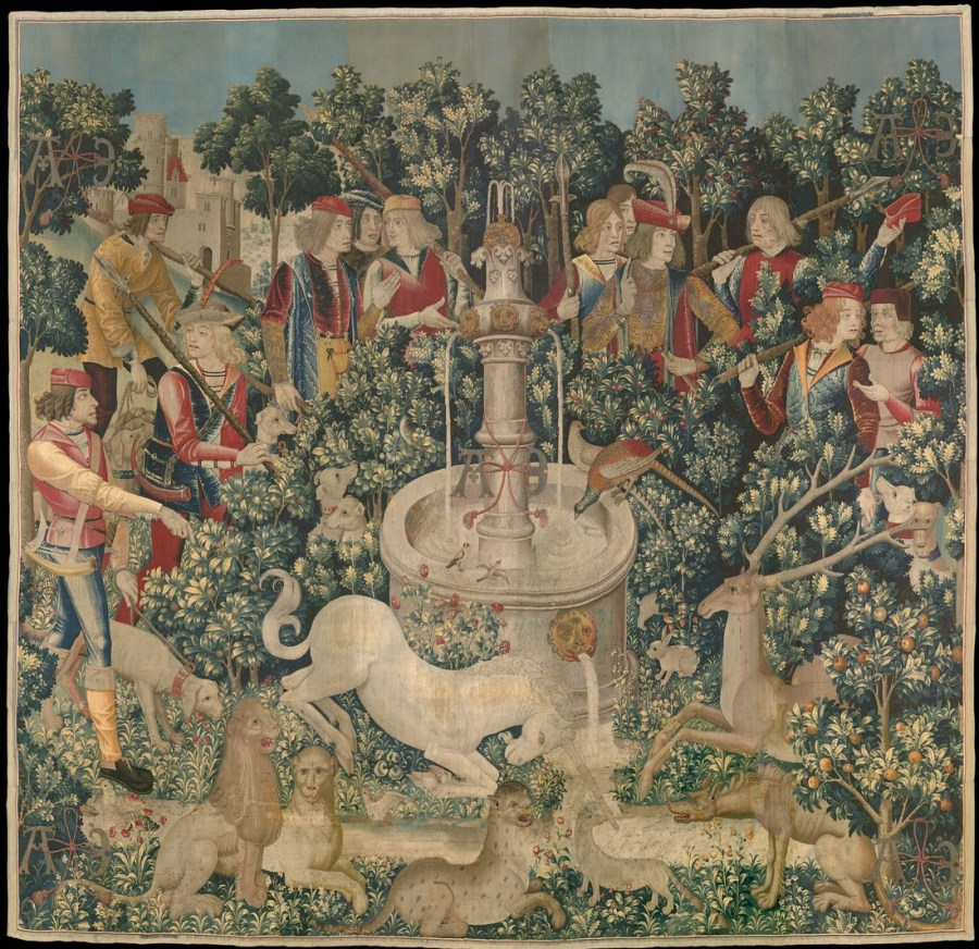 Unicorn Tapestry @ The Cloisters