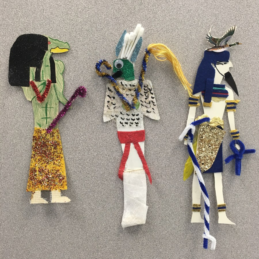 Lesson Plan: Egyptian Gods in Humanities
