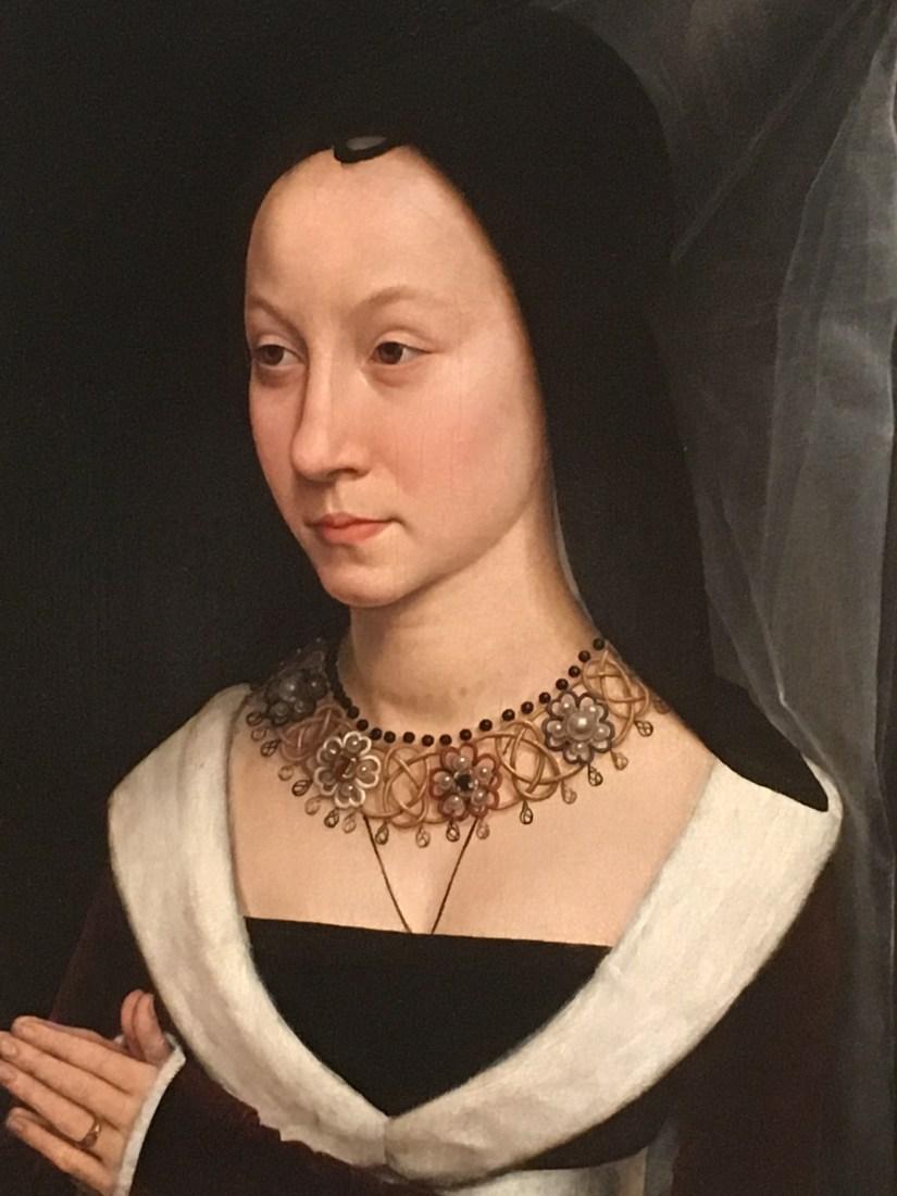 Maria Portinari, Hans Meling, c. 1470