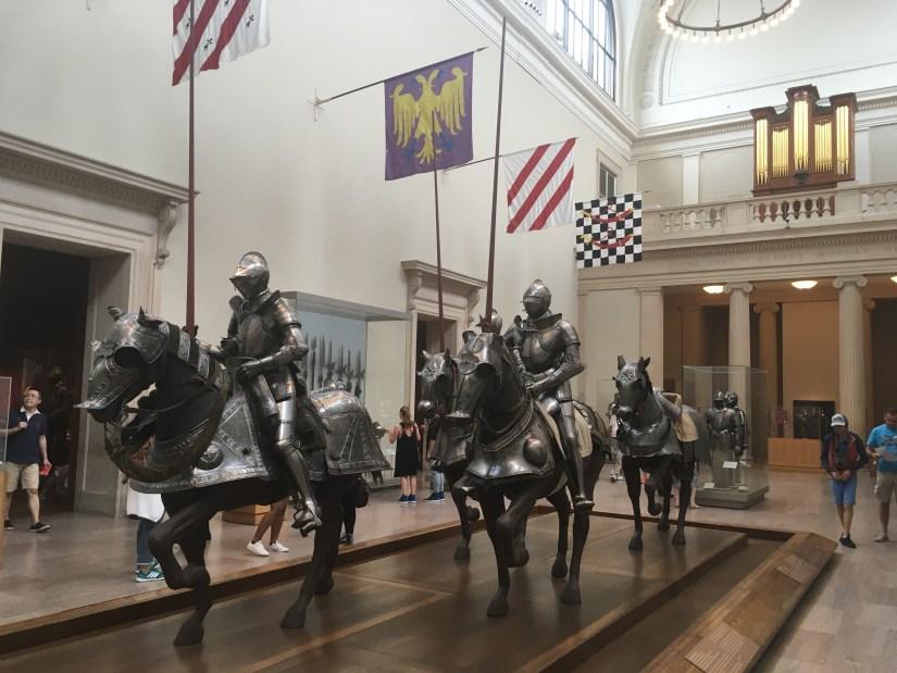 Met-armor room