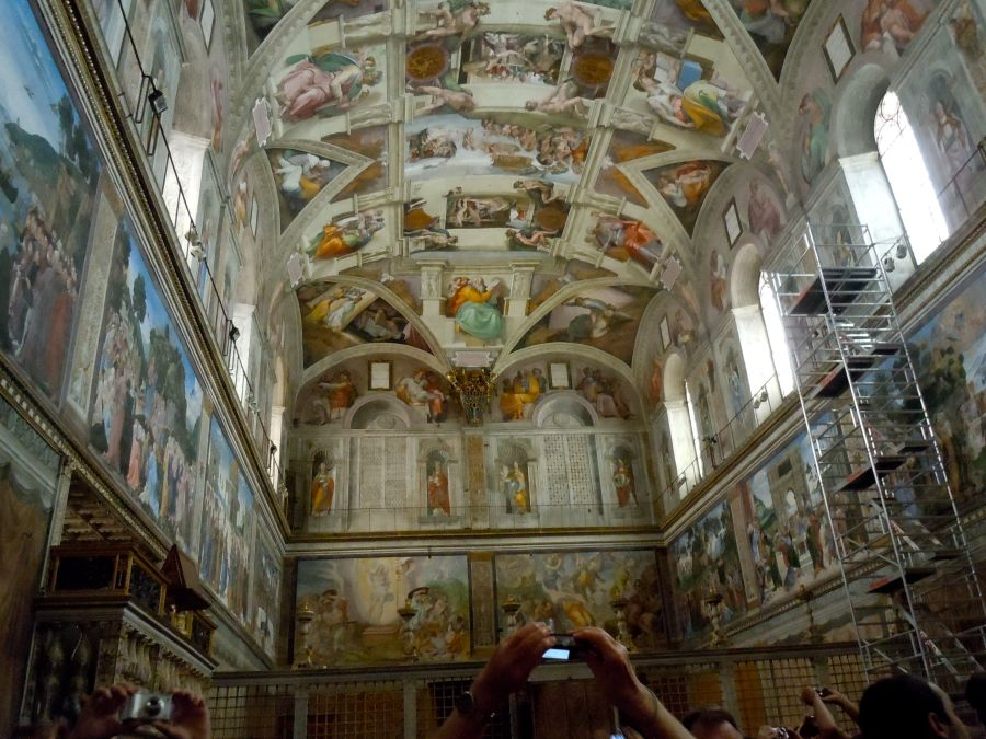 AP Art History Hunting in Vatican City