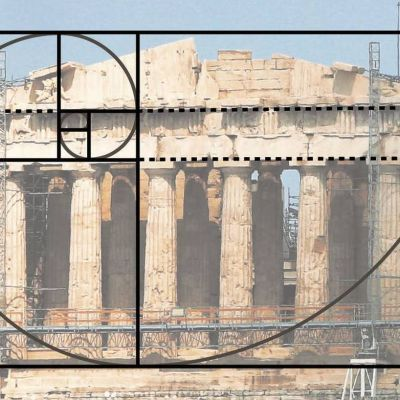 Student Series! How the Parthenon Embodies Math & Science