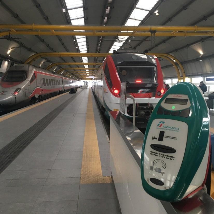 Italy trains
