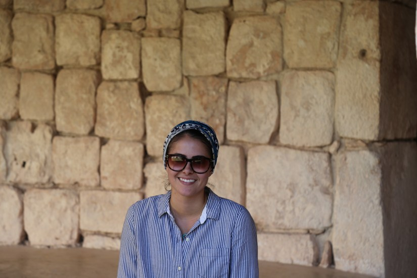 Uxmal with hair turban