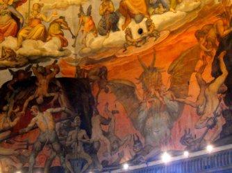 Duomo fresco interior