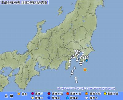 地震予知 予測 各地スタンバイと反応報告です 広島~鳥取について