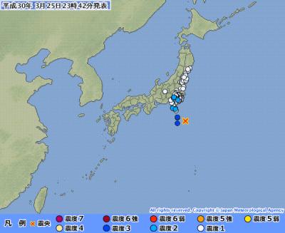 地震予知 国内M5注意は解除 国内シグナル継続中