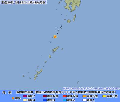 地震予知 前兆 国内中規模注意 3日程度