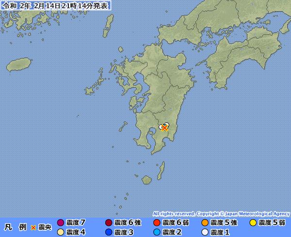地震予知 国内中規模気配 シグナルあり