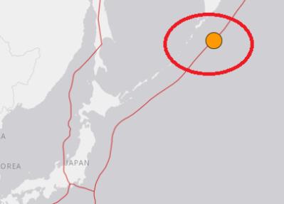 地震予知 北西太平洋M7.8 その他各地のスタンバイ連絡