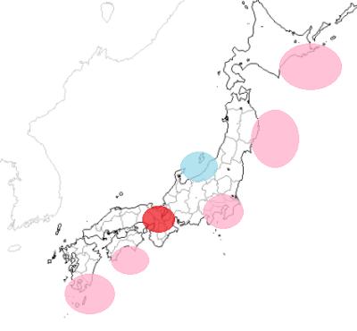 地震予知 国内M7~M8注意 残り8日間