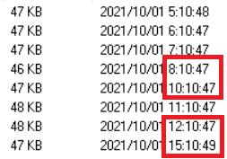 地震予知  国内M6注意  残り3日間