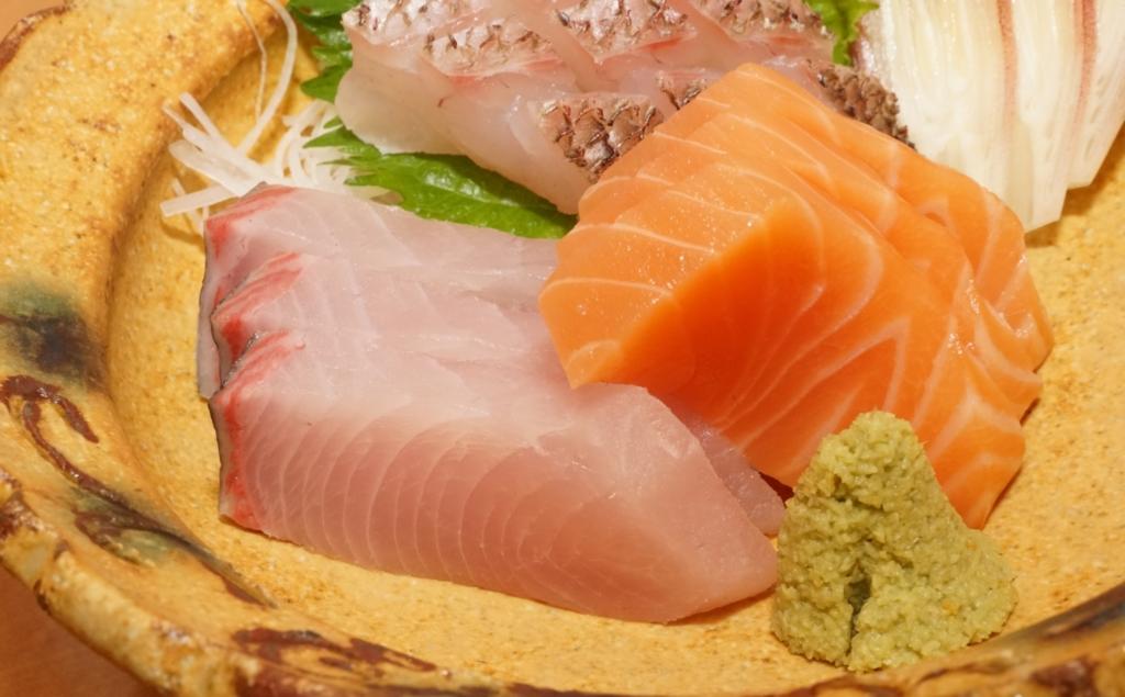 刺身は包丁の切れ味で味が決まる