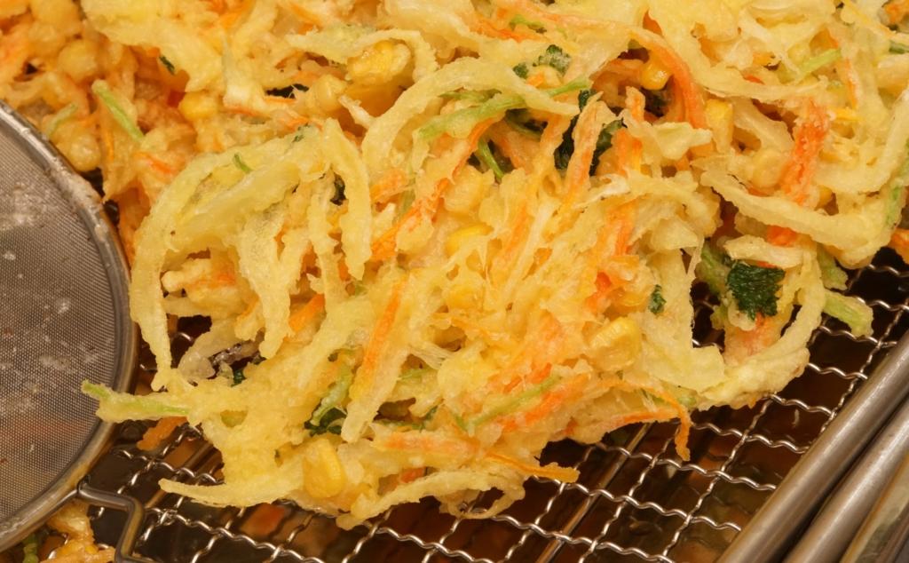 砂鉄鍋は天ぷらに最適な揚げ鍋