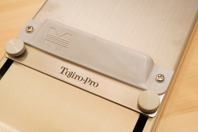 Tojiro・proの砥石固定台の固定部 F-643