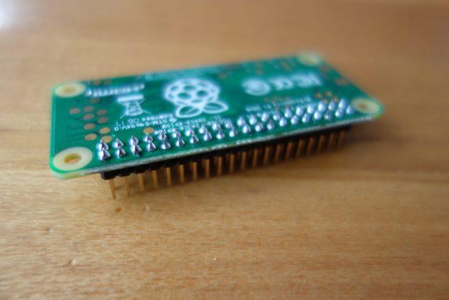 ラズベリーパイでLEDを制御しよう。WiringPiを使ってC言語で制御。