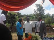 New Education Center - Ground Breaking Ceremony - May 2013 (photo 2)