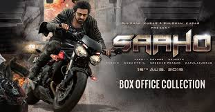 Saaho 1st day collection