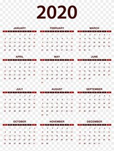 chinese calendar 2020