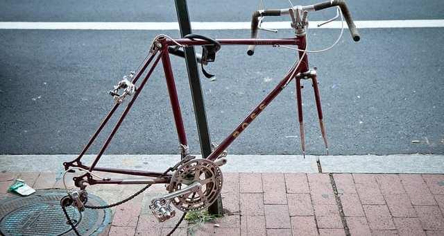 自転車泥棒を撃退!鍵の種類や鍵のかけ方など盗難を防ぐ5つの方法