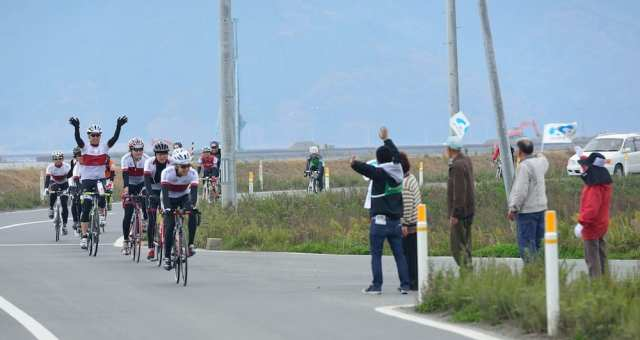 「ツール・ド・東北」は、未来へつながる自転車イベント