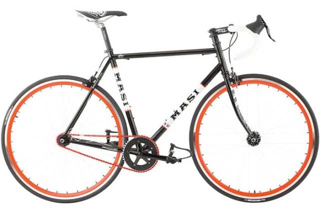 SPECIALE FIXED DROP Black