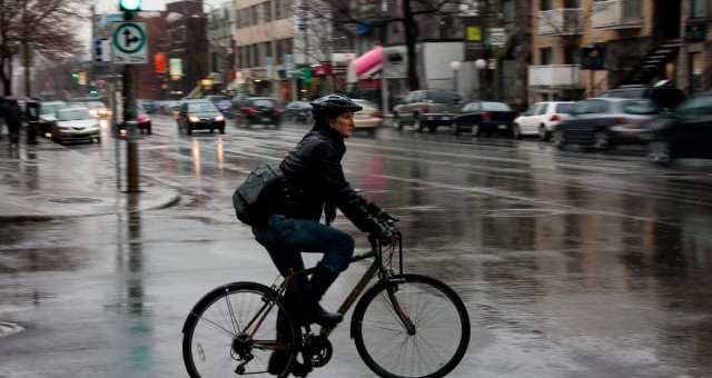 DAHON(ダホン)の折りたたみ自転車で自転車通勤はじめてみた 〜雨対策〜