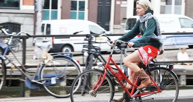 自転車女子必見!すぐにまねできるファッションまとめ