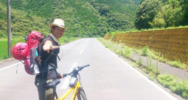 日本一周をしながら学べる大学がある!?自転車で日本を旅した大学生のユニークなライフスタイル
