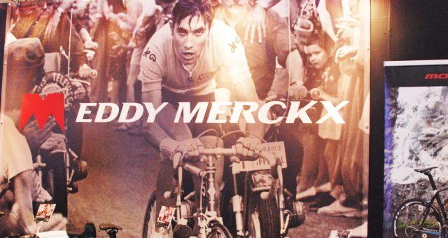 エディ・メルクスのロードバイクをチェックしよう!ーサイクルモード速報