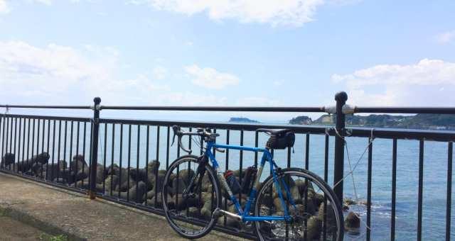 三浦半島サイクルスタンプラリーに挑戦してきました!