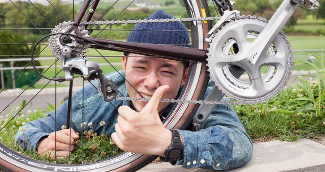 自転車YouTuberのけんたさんって知ってる?
